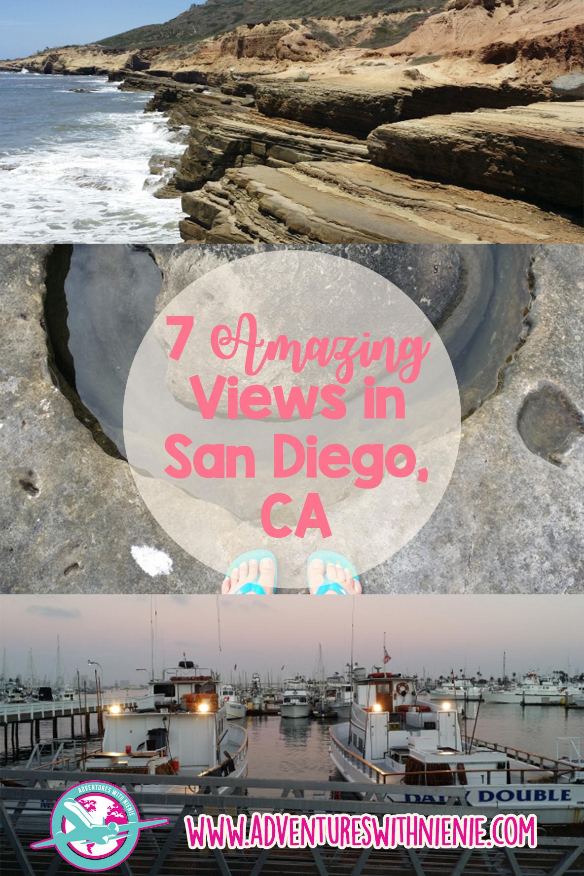 7 Amazing Views in San Diego, CA Pinterest