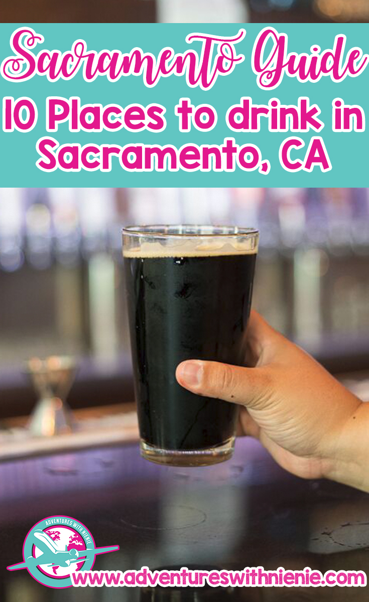 10 Places to Drink in Sacramento