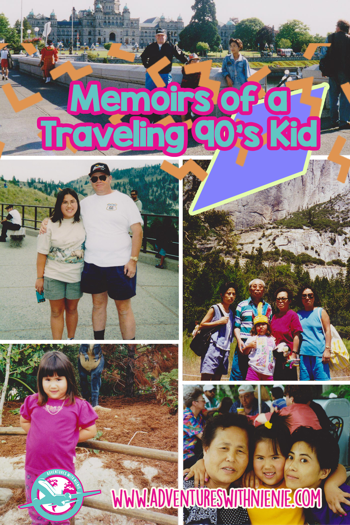 Memoirs of a Traveling 90's Kid Pinterest
